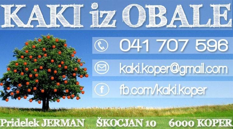 Kaki Primorska - prodaja kakijev primorska gallery photo no.0