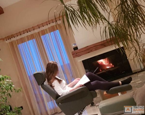Kamini, toplozračni kamini, peč na drva - Trend kamini gallery photo no.3