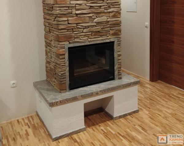 Kamini, toplozračni kamini, peč na drva - Trend kamini gallery photo no.4