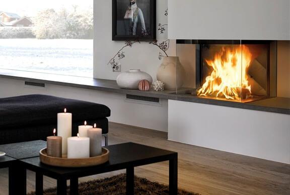 Kamini, toplozračni kamini, peč na drva - Trend kamini gallery photo no.8