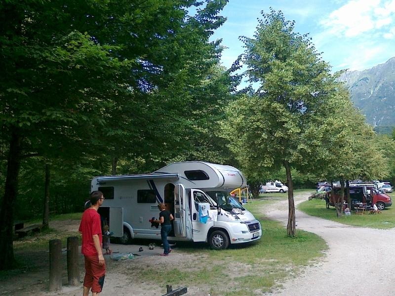 Camp Koren, Soča Slovenia gallery photo no.5