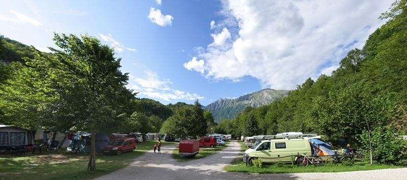 Camp Koren, Soča Slovenia gallery photo no.6