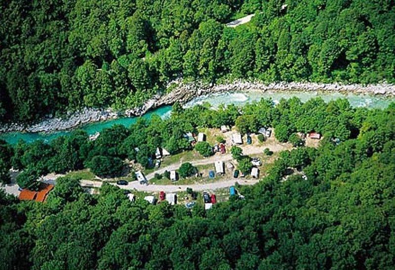 Camp Koren, Soča Slovenia gallery photo no.12