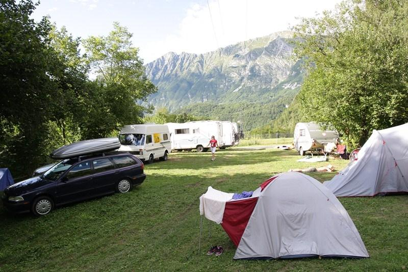 Camp Koren, Soča Slovenia gallery photo no.14