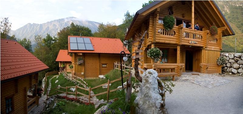 Camp Koren, Soča Slovenia gallery photo no.13