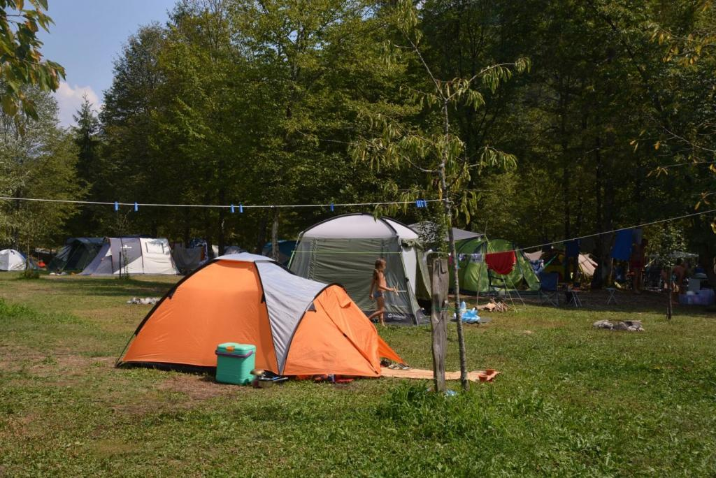 Kamp Nadiža, Breginjski kot gallery photo no.11