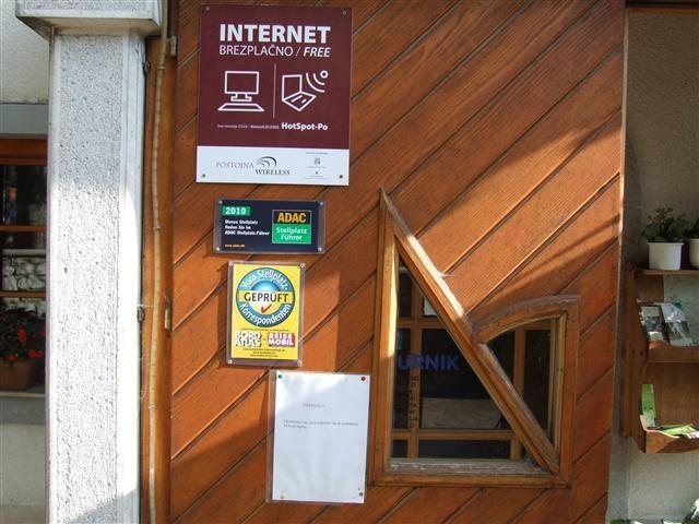 Kamp, penzion, wellness Mirjam, Razdrto gallery photo no.1