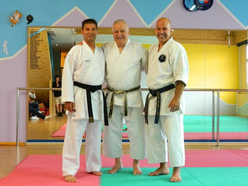 Karate, aikido, boks, kickboks Vrhnika gallery photo no.0