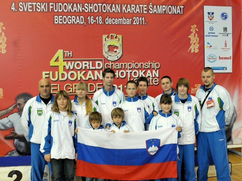 Karate, aikido, boks, kickboks Vrhnika gallery photo no.1