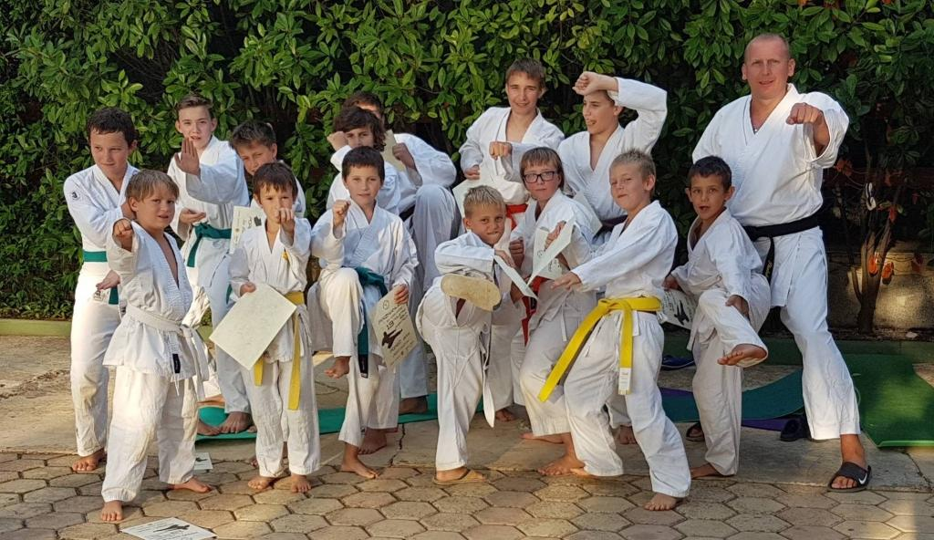 Karate klub Logatec gallery photo no.2
