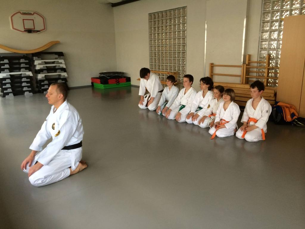 Karate klub Logatec gallery photo no.3