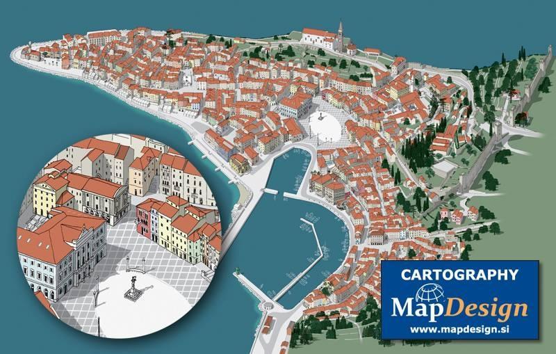 Kartografski studio MapDesign, Ljubljana gallery photo no.4