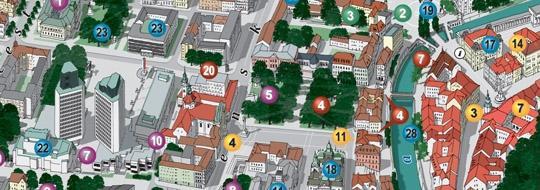 Kartografski studio MapDesign, Ljubljana gallery photo no.5