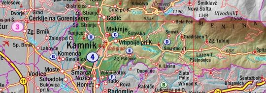 Kartografski studio MapDesign, Ljubljana gallery photo no.10