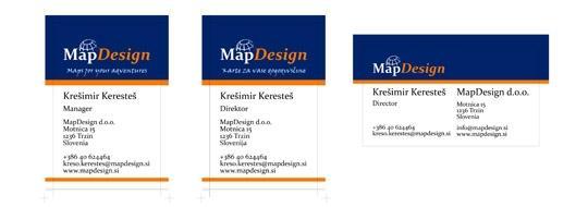 Kartografski studio MapDesign, Ljubljana gallery photo no.20