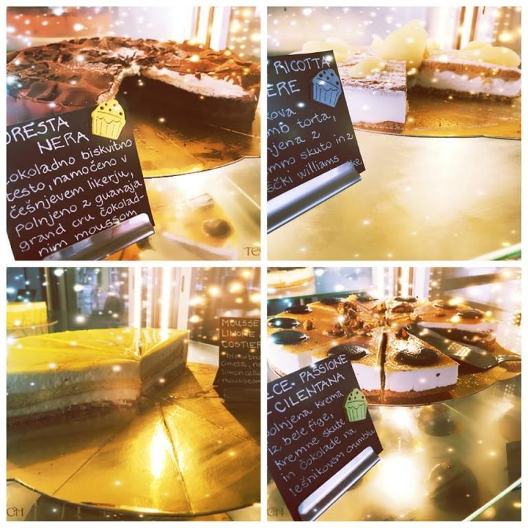 Kavarna, čajnica, slaščičarna, torte, Nova Gorica, Primorska gallery photo no.10