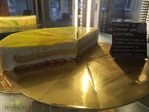 Kavarna, čajnica, slaščičarna, torte, Nova Gorica, Primorska gallery photo no.12