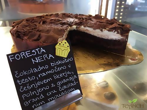 Kavarna, čajnica, slaščičarna, torte, Nova Gorica, Primorska gallery photo no.7