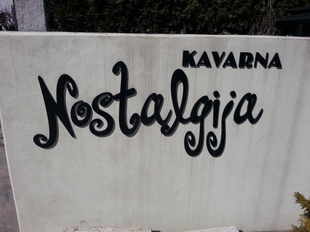 Evgen Stenovec s.p. - Kavarna Nostalgija Orehovlje Kranj gallery photo no.10