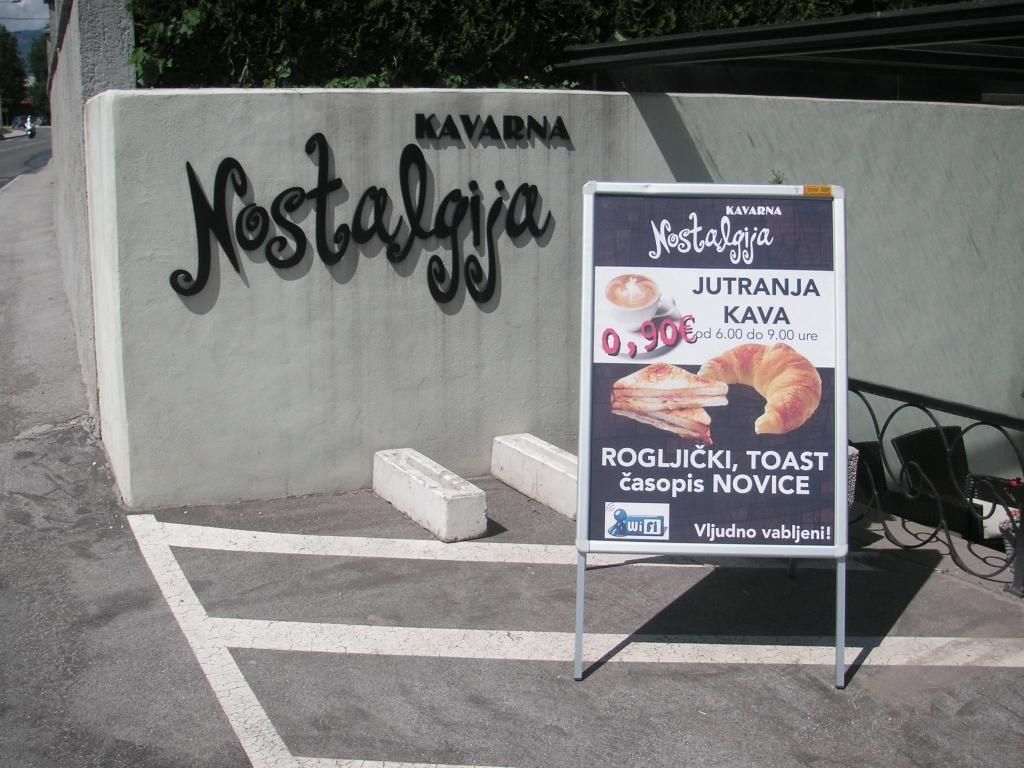 Evgen Stenovec s.p. - Kavarna Nostalgija Orehovlje Kranj gallery photo no.9
