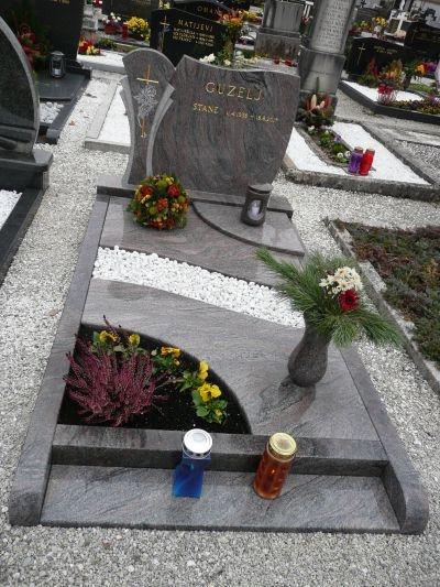 Klesanje črk v nagrobne spomenike, nagrobni spomeniki Gorenjska - klesanje.si gallery photo no.31