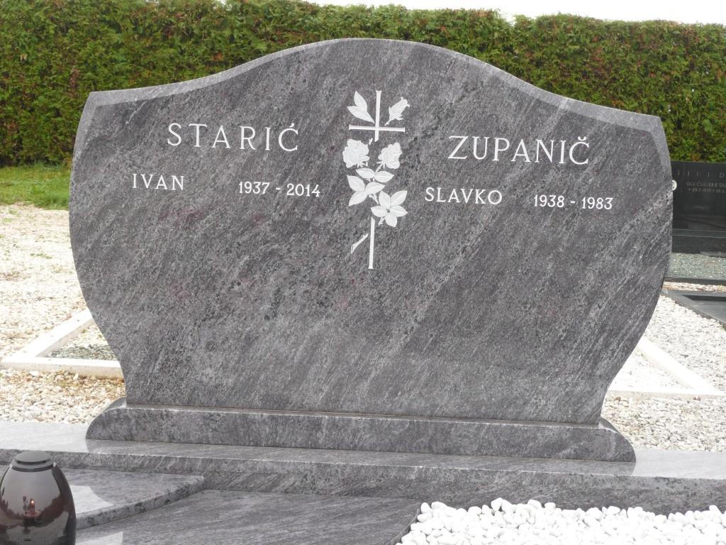 Klesanje črk v nagrobne spomenike, nagrobni spomeniki Gorenjska - klesanje.si gallery photo no.3