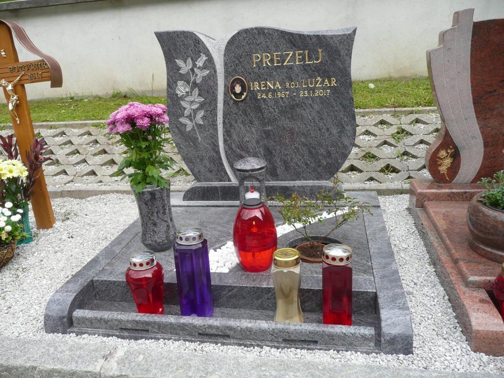 Klesanje črk v nagrobne spomenike, nagrobni spomeniki Gorenjska - klesanje.si gallery photo no.29