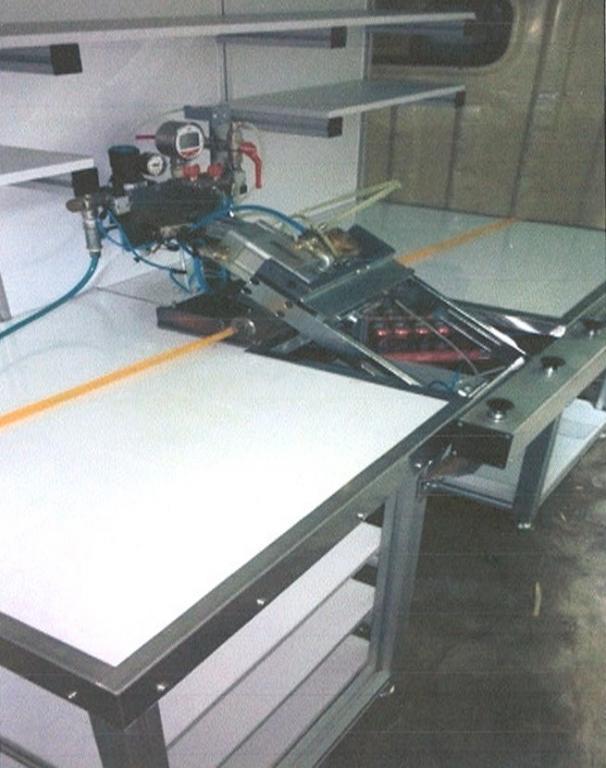 Ključavničarstvo, izdelava delovnih pultov, avtomatizacija delovnih strojev, transportni vozički po naročilu gallery photo no.29