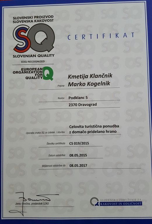 Kmetija Klančnik, Dravograd gallery photo no.23