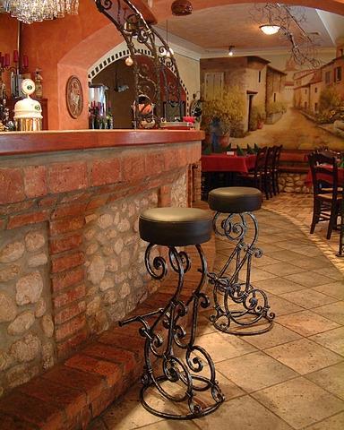 Kovane ograje, kovani nadstreški, kovani izdelki Bruno Kalčič s.p. gallery photo no.9