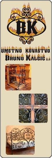 Kovane ograje, kovani nadstreški, kovani izdelki Bruno Kalčič s.p. gallery photo no.17