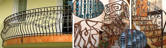 Kovane ograje, kovani nadstreški, kovani izdelki Bruno Kalčič s.p. gallery photo no.32