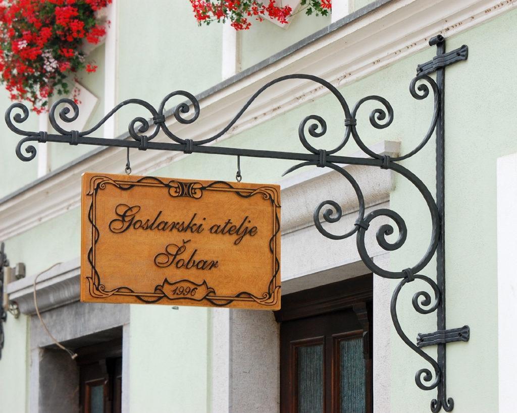 Kovane ograje, kovani nadstreški, kovani izdelki Bruno Kalčič s.p. gallery photo no.36