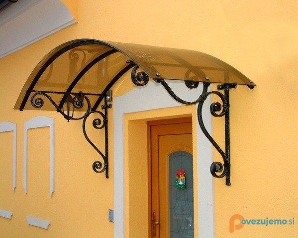 Kovane ograje, kovani nadstreški, kovani izdelki Bruno Kalčič s.p. gallery photo no.48