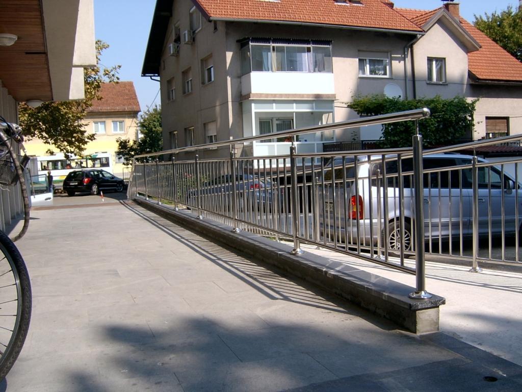 Kovinske ograje, inox ograje Kamnik, Gorenjska gallery photo no.0