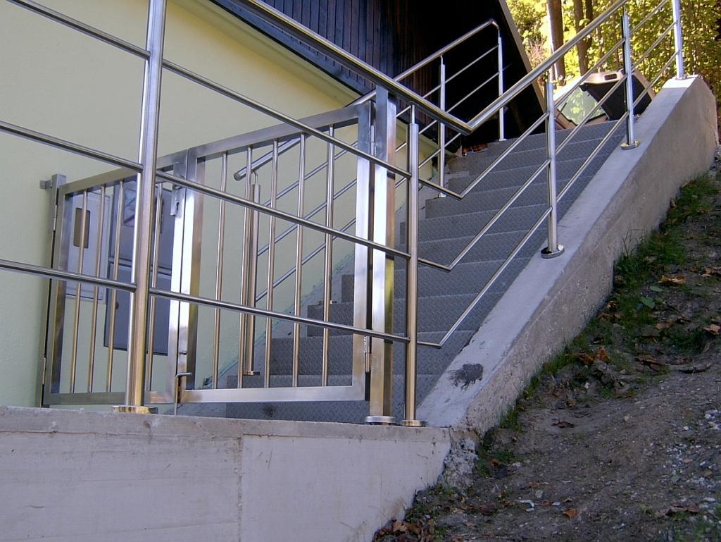 Kovinske ograje, inox ograje Kamnik, Gorenjska gallery photo no.5