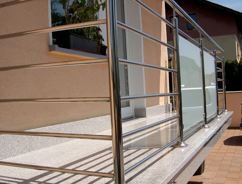 Kovinske ograje, inox ograje Kamnik, Gorenjska gallery photo no.17