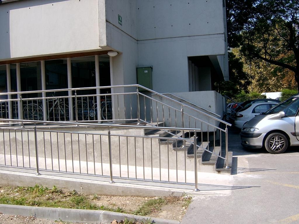 Kovinske ograje, inox ograje Kamnik, Gorenjska gallery photo no.20