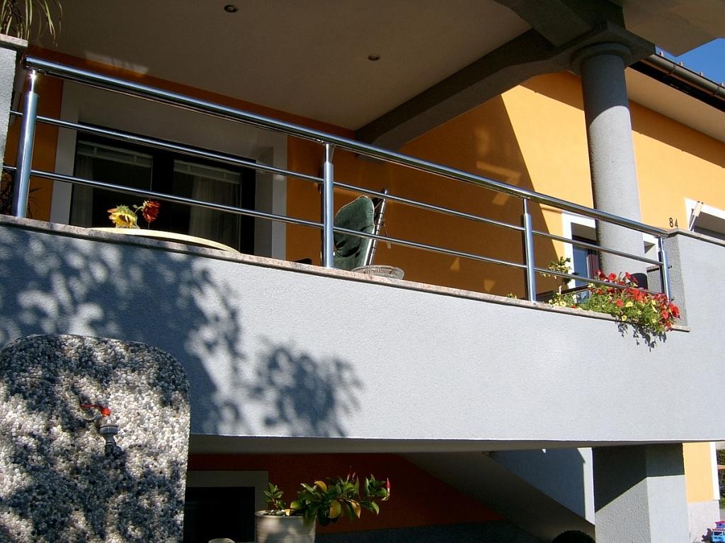 Kovinske ograje, inox ograje Kamnik, Gorenjska gallery photo no.21