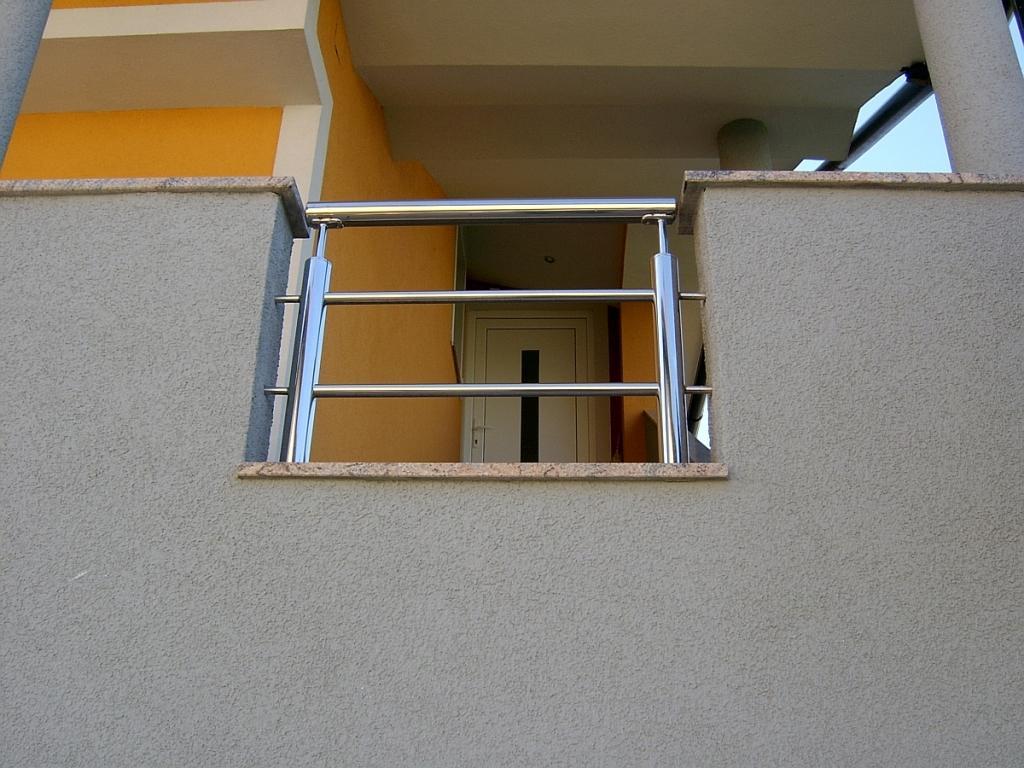 Kovinske ograje, inox ograje Kamnik, Gorenjska gallery photo no.23