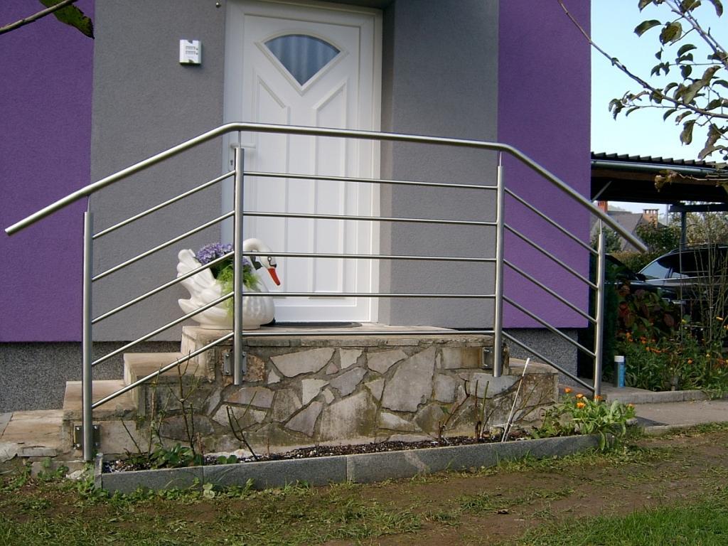 Kovinske ograje, inox ograje Kamnik, Gorenjska gallery photo no.28