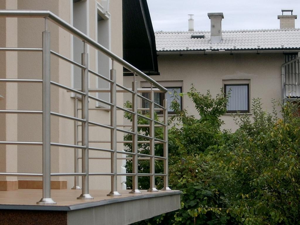 Kovinske ograje, inox ograje Kamnik, Gorenjska gallery photo no.32