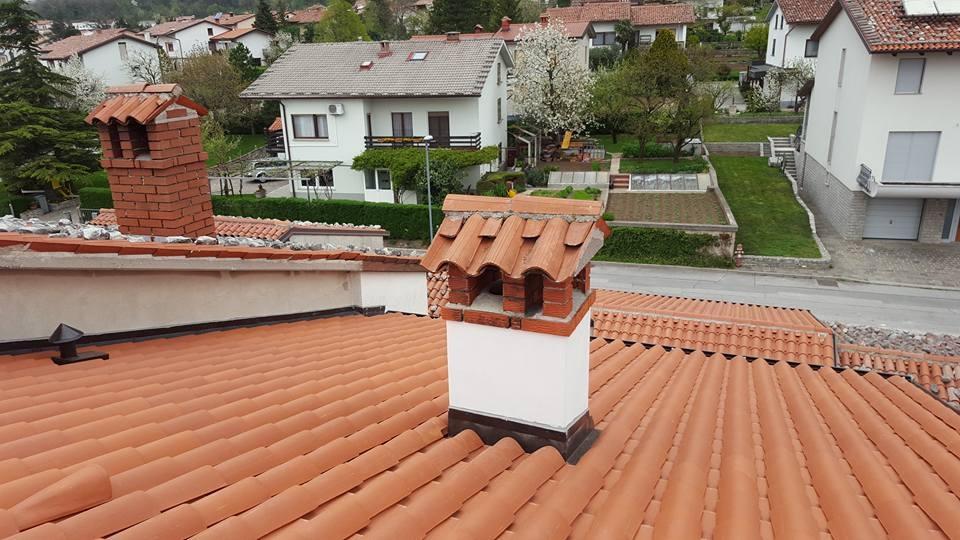 Krovstvo, postavljanje ostrešij, Obala, Primorska gallery photo no.7