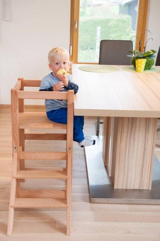 Kuhinjski pomagalček, lesena otroška igrala - Mizarstvo Dečman gallery photo no.13