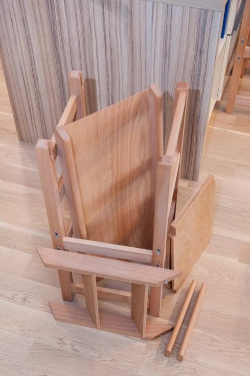 Kuhinjski pomagalček, lesena otroška igrala - Mizarstvo Dečman gallery photo no.20