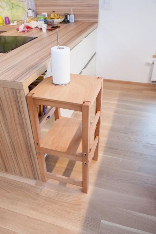 Kuhinjski pomagalček, lesena otroška igrala - Mizarstvo Dečman gallery photo no.21