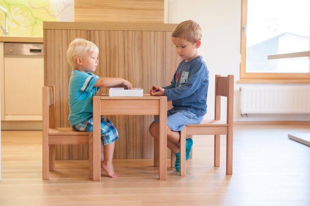 Kuhinjski pomagalček, lesena otroška igrala - Mizarstvo Dečman gallery photo no.25