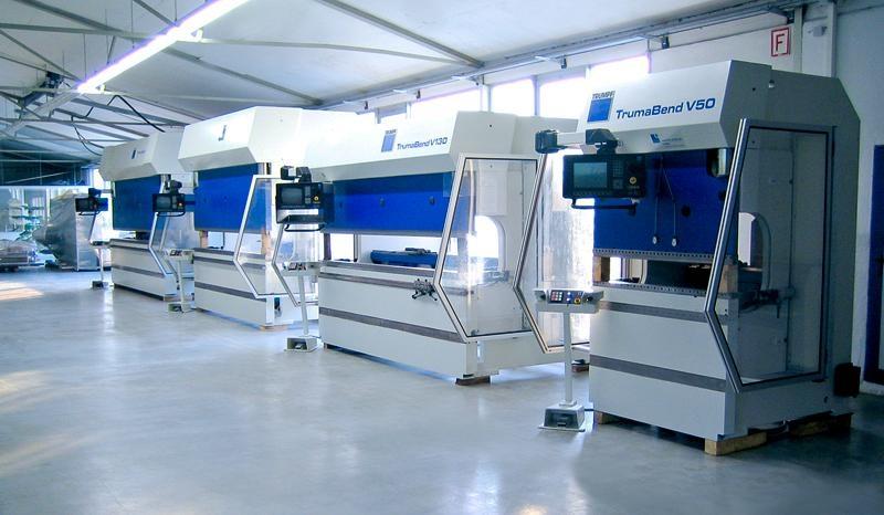 Laserski razrez pločevine, preoblikovanje pločevine, upogibanje materiala gallery photo no.13