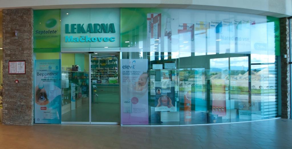 Lekarna Mačkovec, Novo mesto, prehranska dopolnila Novo mesto, dermokozmetika Novo mesto gallery photo no.7