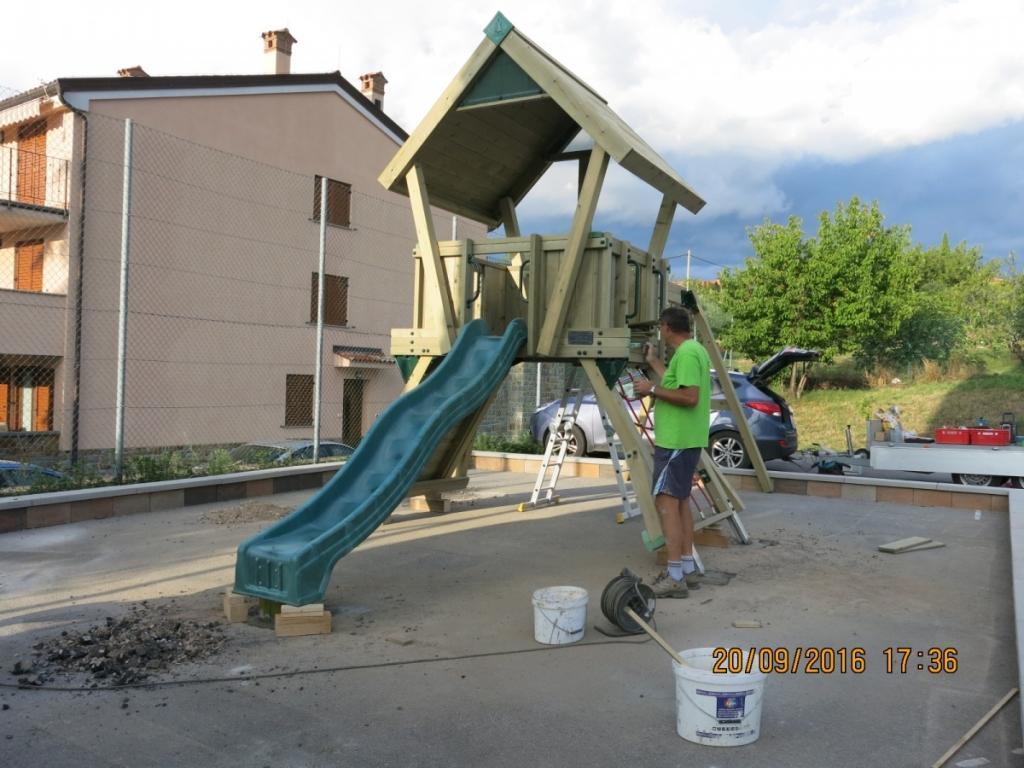 Lesena igrala, zunanja igrala, urbana oprema, Logatec gallery photo no.5